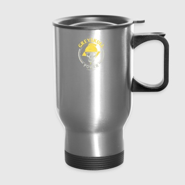 Greyskull Power Company - Travel Mug