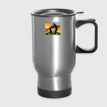 Neil Young Neil Young Rock Music Band CD - Travel Mug