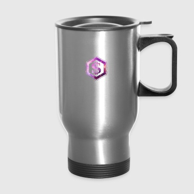 galaxy dollar - Travel Mug