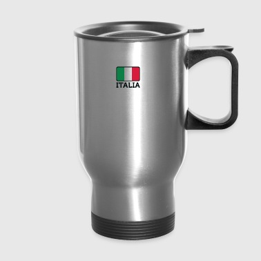National Flag Of Italy - Travel Mug
