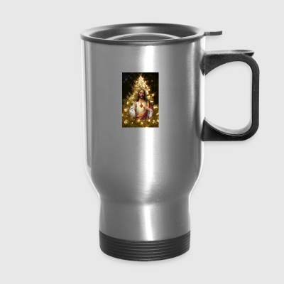 Jeasus Picture - Travel Mug