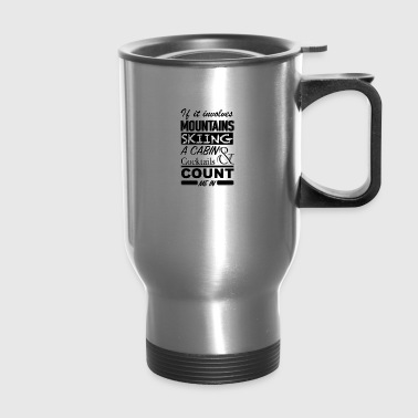 COUNT ME IN - Travel Mug