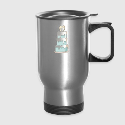 Wedding Cake - Travel Mug