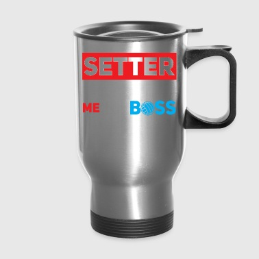 Volleyball Setter - Travel Mug