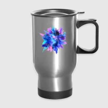 Color Bomb - Travel Mug