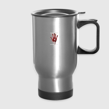 Bloody Hand - Travel Mug