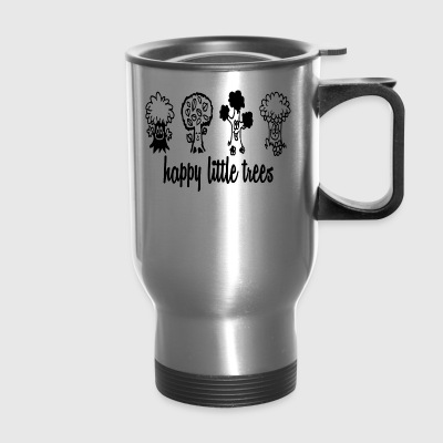 Happy Little Trees - Travel Mug