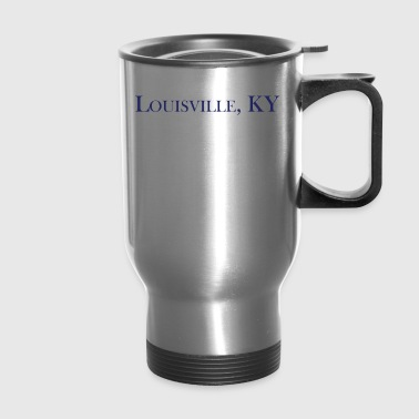 Marshes and Wetlands 2 Louisville KY - Travel Mug