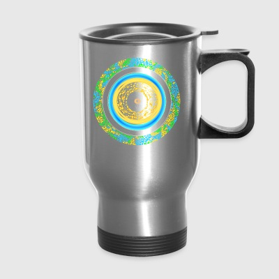 pattern - Travel Mug