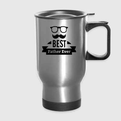 best father ever shirt - Travel Mug