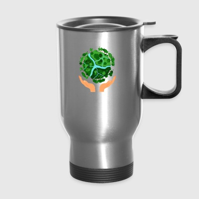 Be good to the planet - Travel Mug