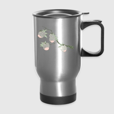 Chinese Peaches - Travel Mug