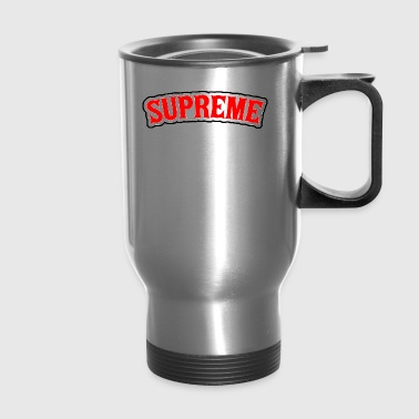 Hypebeast Woods - Travel Mug