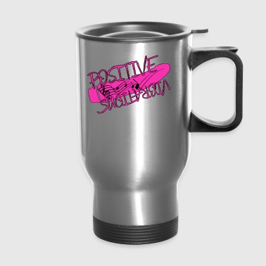 Positiv Vibrations - Travel Mug