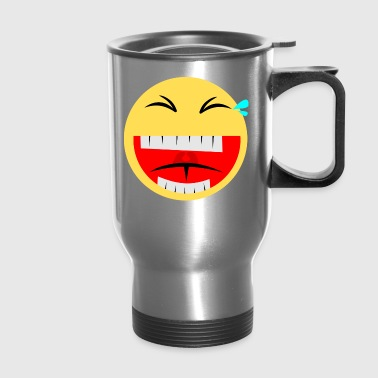 Lol Simile - Travel Mug
