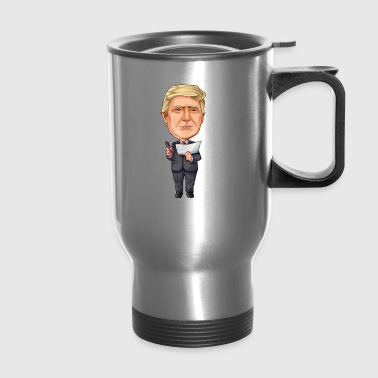 President Trump - Travel Mug