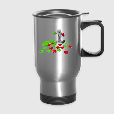 choosing the rigth piece - Travel Mug