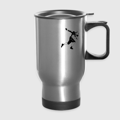 Fear The Wing - Travel Mug