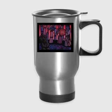 Up River - Travel Mug