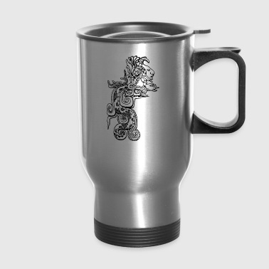 Maya Man - Travel Mug