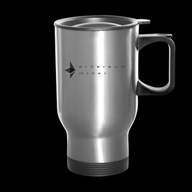 Ethereum Miner - Travel Mug