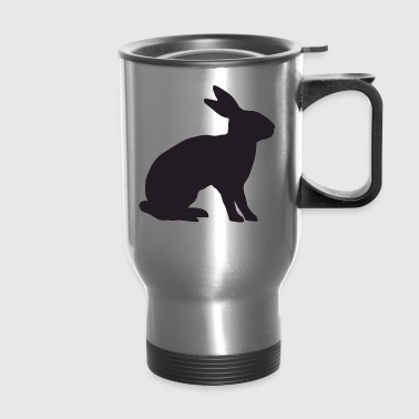 rabbit eastern - Travel Mug