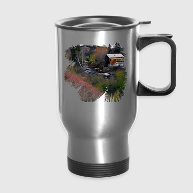 River Town - Travel Mug