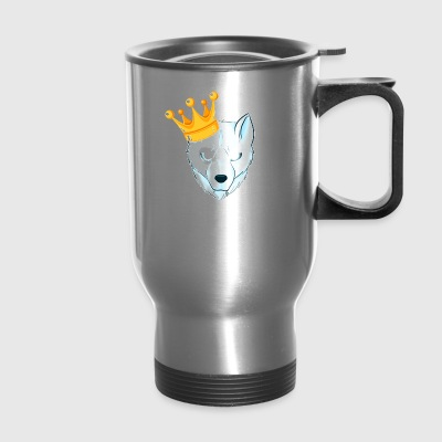 King Beckham - Travel Mug
