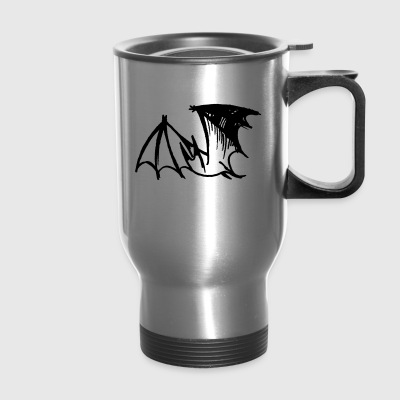 Bat - Travel Mug