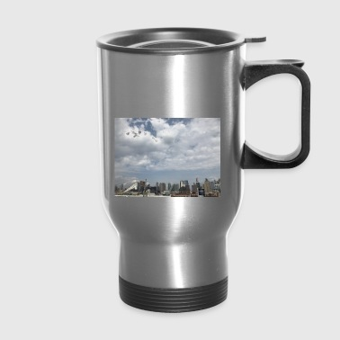 City Skyline - Travel Mug