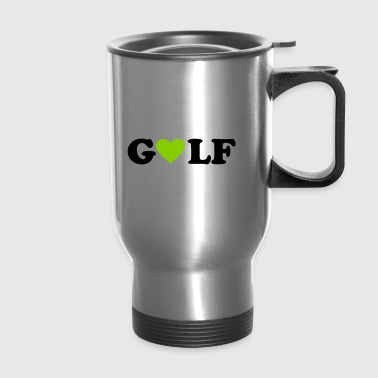 golf - Travel Mug