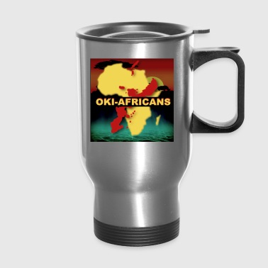 oki-africans - Travel Mug