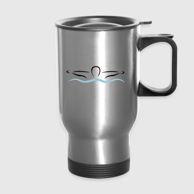 swim - Travel Mug