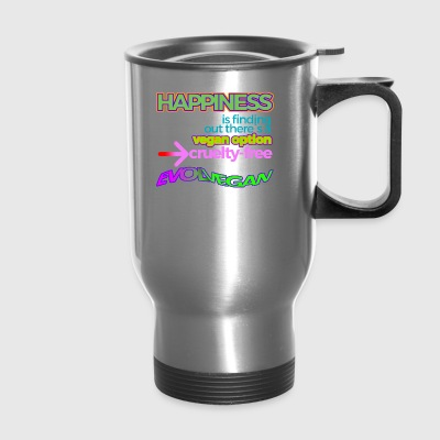 HAPPINESS - Travel Mug