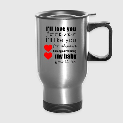 Perfect Gift For Son & Daughter, - Travel Mug