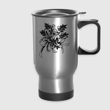 Chrysanthemum - Travel Mug