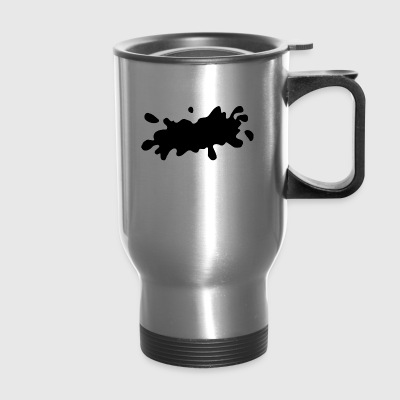 signautre splat - Travel Mug