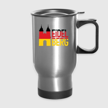 Heidelberg Bridge Gate - Travel Mug