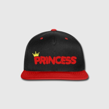 princess - Snap-back Baseball Cap