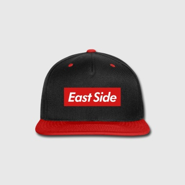 East Side Reigns Supreme - Snap-back Baseball Cap