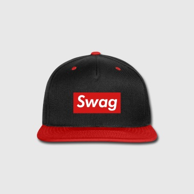 Swag Reigns Supreme - Snap-back Baseball Cap