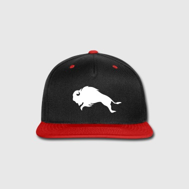 BISON, WISENT, BUFFALO - Snap-back Baseball Cap
