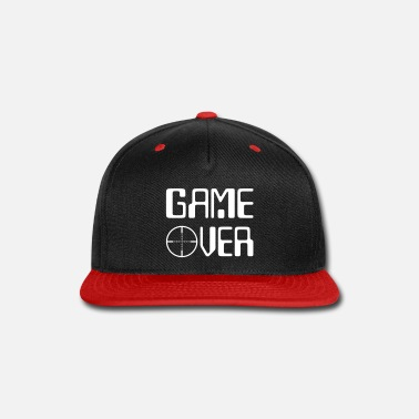 Over Game Over - Snapback Cap
