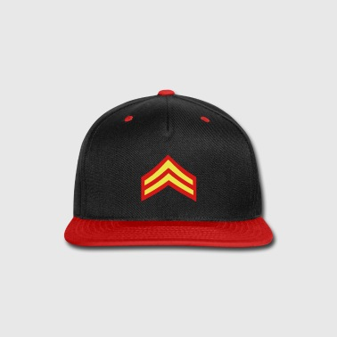Spiritual warrior 3 - Snap-back Baseball Cap