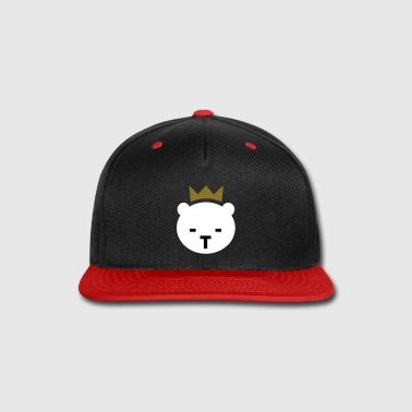 Berlin Bear - Snap-back Baseball Cap