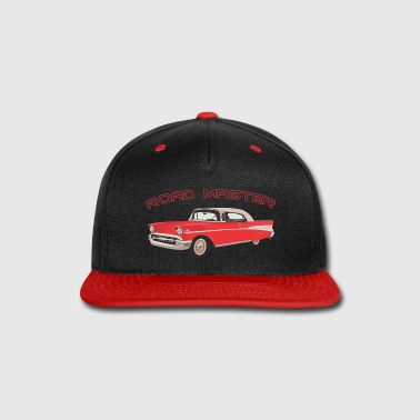 Road Master - Snap-back Baseball Cap