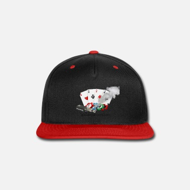 Cards OBHC(Cards) - Snap-back Baseball Cap