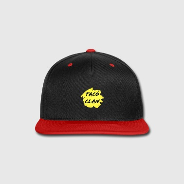 Clan TACO CLAN LOGO MERCH - Snap-back Baseball Cap