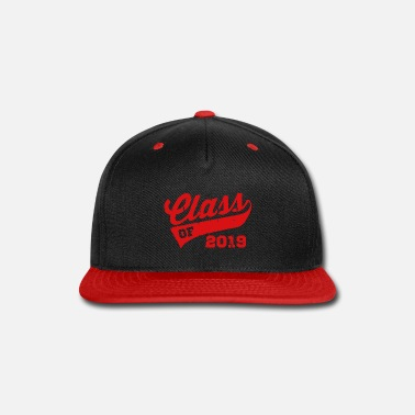 Seniors class of 2019 tank top rde560728f769450598af29a7d0 - Snap-back Baseball Cap