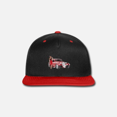Hot Rod Hot Rods & Hot Women 2 - Snap-back Baseball Cap